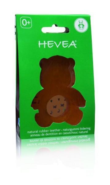 Bio Beißring Hevea PANDA aus 100% Naturkautschuk