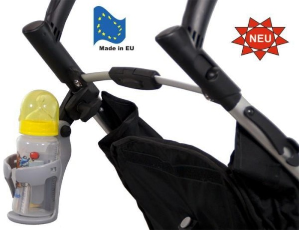 Flaschenhalter für Kinderwagen & Buggys von AsMi