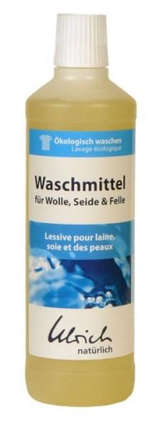 Ulrich Natürlich Öko Waschmittel mit Lanolin für Wolle, Seide und Felle