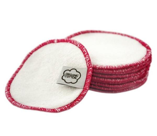 Abschmink Reinigungs-Pads Organic Cotton von ImseVimse