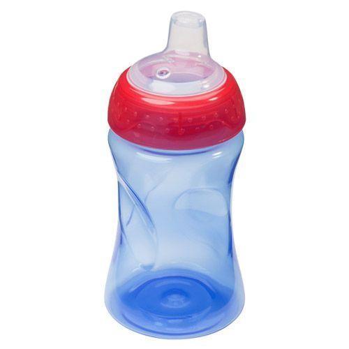 Tropf-Stopp Babybecher auslaufsicher in rot von Baby-Nova