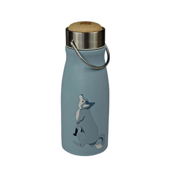 Kleine Thermosflasche für Kinder 300ml von THE ZOO