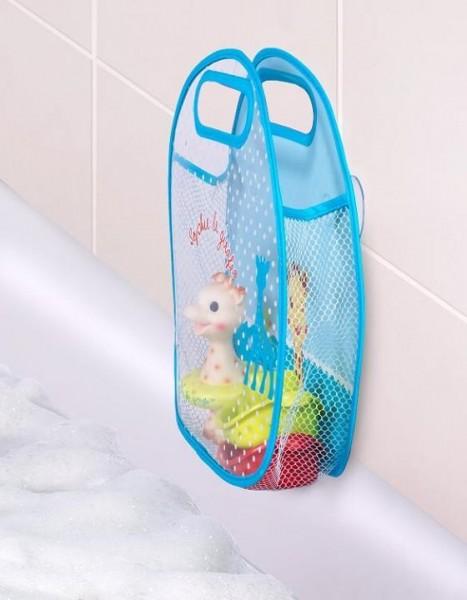 Badewannenspielzeug Netz zur Aufbewahrung