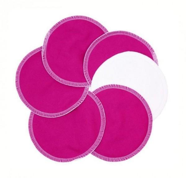 ImseVimse Stilleinlagen Bio-Baumwolle BLEIB TROCKEN pink