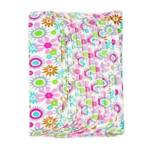 Baby-Waschlappen & Waschtücher Bio Baumwolle von ImseVimse