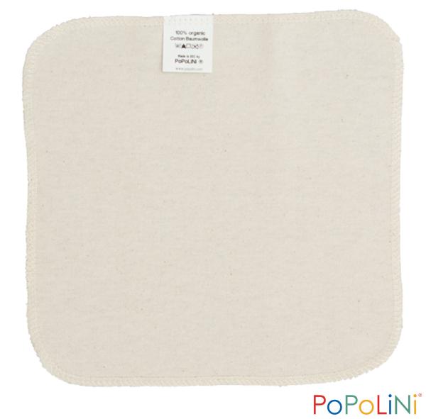 Baby-Reinigungstücher aus Baumwolle von Popolini