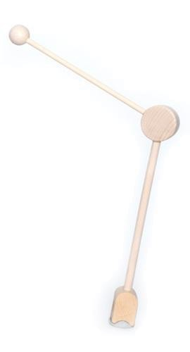 Baby-Mobilehalter aus Holz