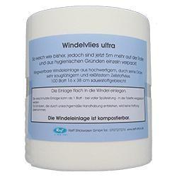 Windelvlies ultraleicht aus 100% Zellstoff von Reiff Strick