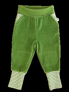 Nicky-Hose Weserstrand waldgrün von Leela Cotton aus Bio-Baumwolle 462ee61f5e