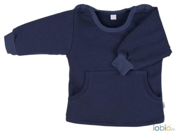 iobio Bio Sweatshirt mit Kängerutaschenfür Babys & Kinder