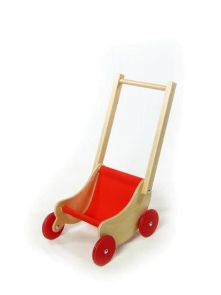 Puppenbuggy Puppenwagen aus Holz von Hess-Spielzeug