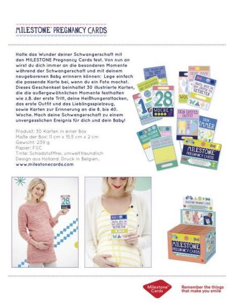 The Original Baby Cards von Milestone in deutscher Version