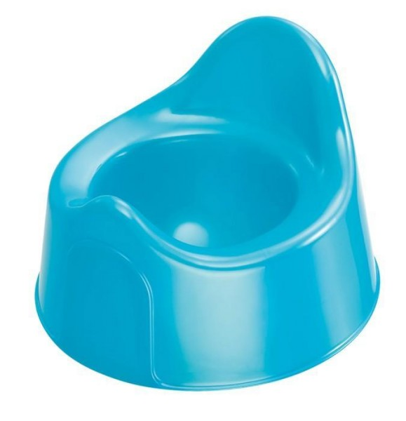 Rotho-Babydesign ergonomisches Töpfchen BELLA BAMBINA hellblau