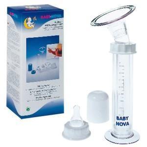 Milchpumpe Brustmilchpumpe im Set von Baby-Nova