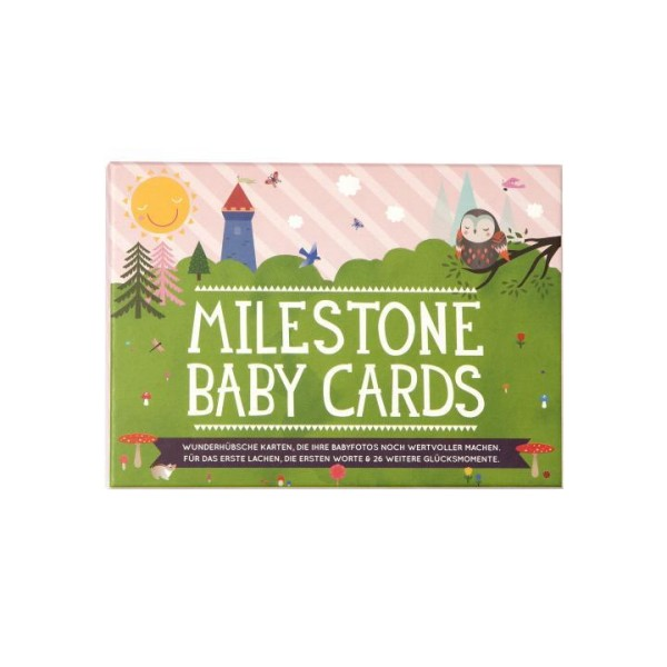 The Original Baby Cards von Milestone in deutscher Version