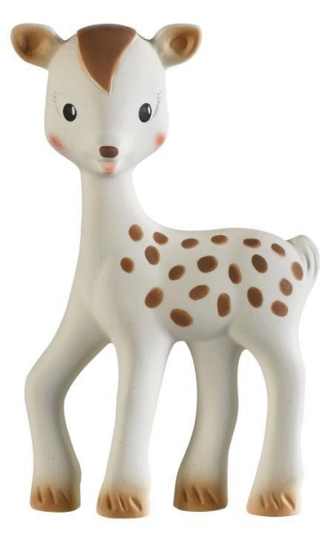 Greifling FAN FAN Rehkitz aus Naturkautschuk von Sophie la Girafe