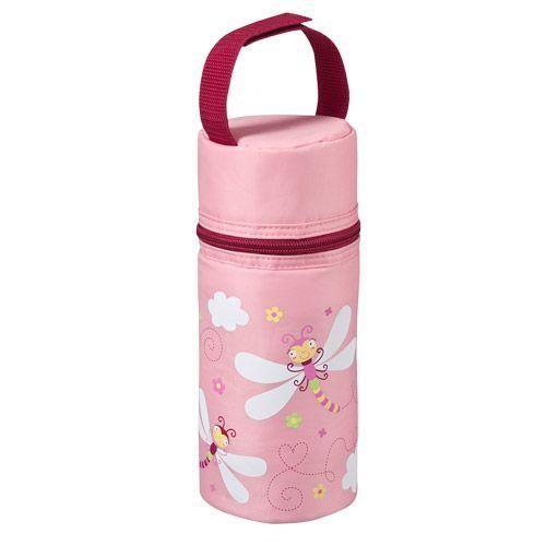 Thermobox für Babyflaschen in rosa für Mädchen von Baby-Nova