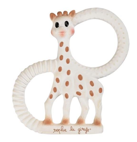 Beißring Giraffe SO'PURE extra weich von Sophie la girafe